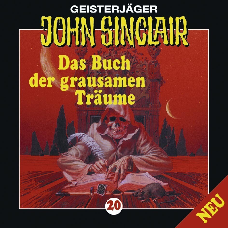 John Sinclair - Folge 20 als Hörbuch CD