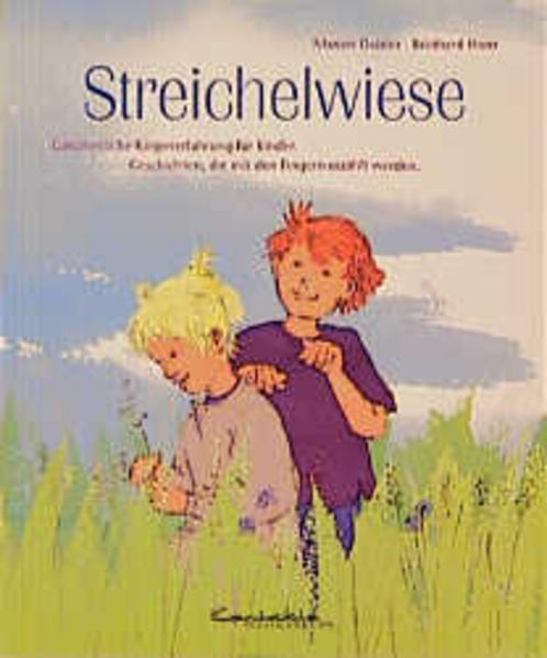 Streichelwiese als Buch (kartoniert)