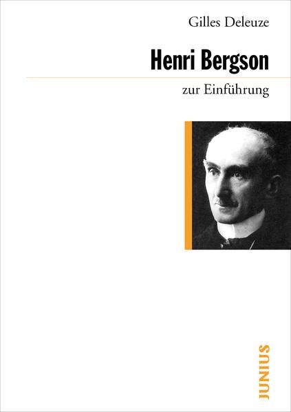 Henri Bergson zur Einführung als Buch (kartoniert)