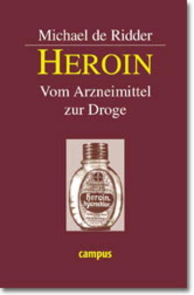 Heroin als Buch (kartoniert)