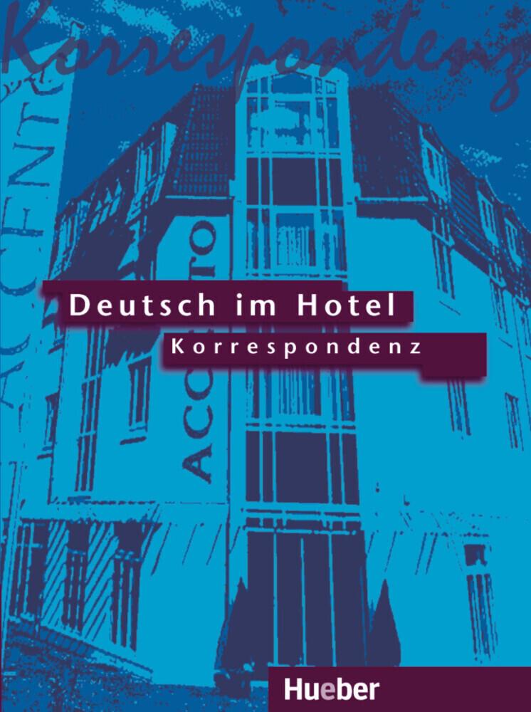 Deutsch im Hotel 2. RSR. Korrespondenz als Buch (kartoniert)