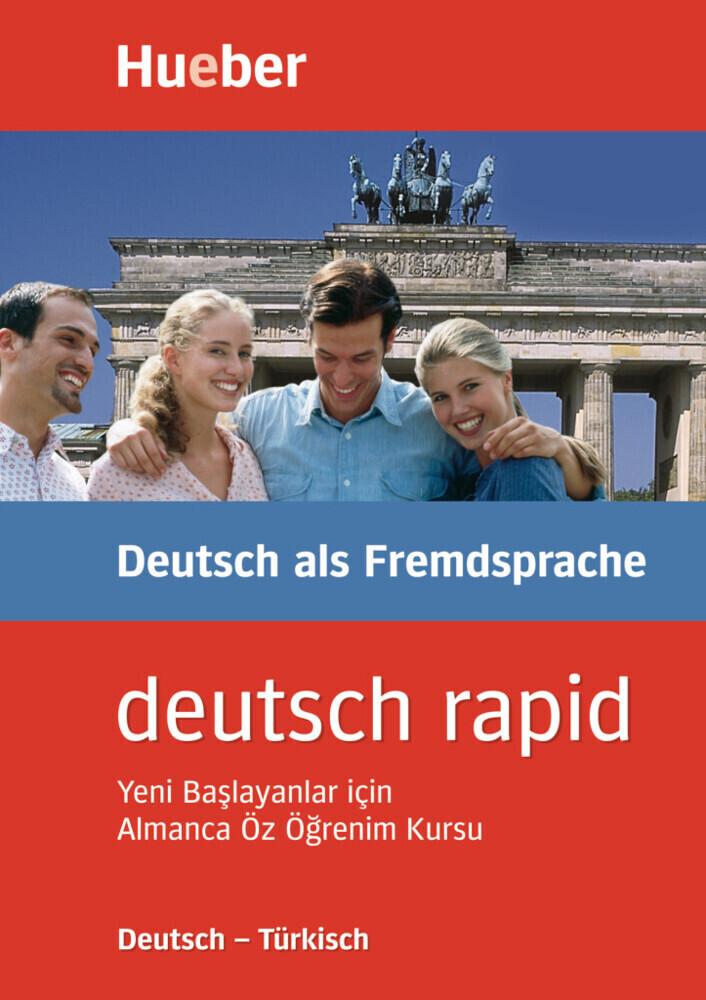 Deutsch rapid. Deutsch - Türkisch als Buch (kartoniert)