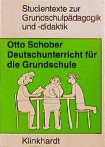 Deutschunterricht für die Grundschule als Buch (kartoniert)
