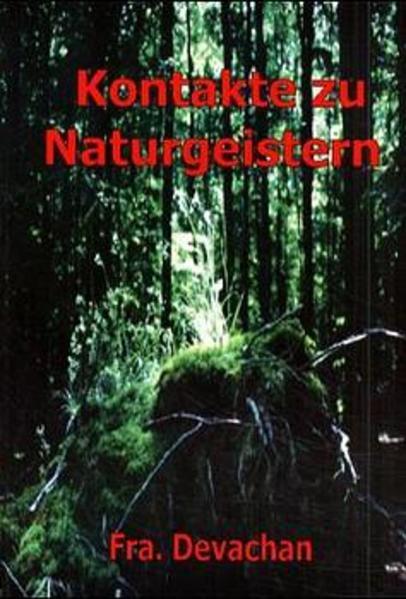 Kontakte zu Naturgeistern als Buch (kartoniert)