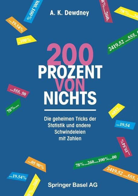 200 Prozent von nichts als Buch (kartoniert)