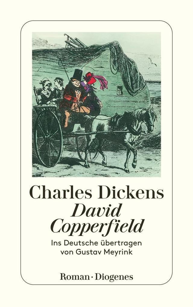 David Copperfield als Taschenbuch