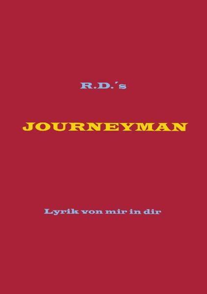 Journey Man als Buch (gebunden)
