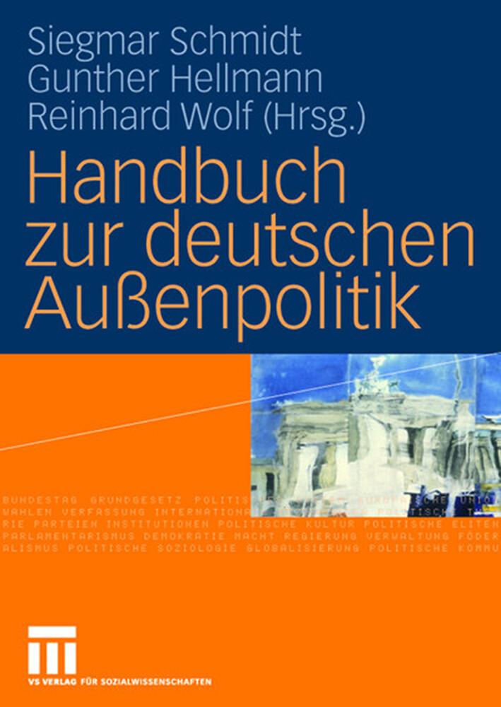 Handbuch zur deutschen Außenpolitik als Buch (gebunden)