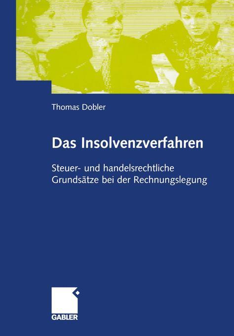Das Insolvenzverfahren als Buch (gebunden)