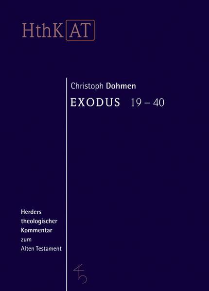 Exodus 19 - 40 als Buch (gebunden)