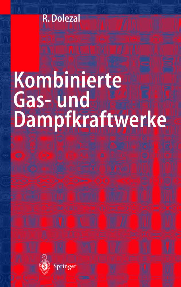 Kombinierte Gas- und Dampfkraftwerke als Buch (gebunden)