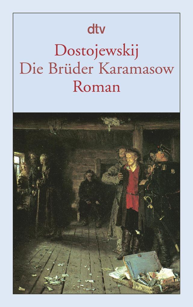 Die Brüder Karamasow als Taschenbuch