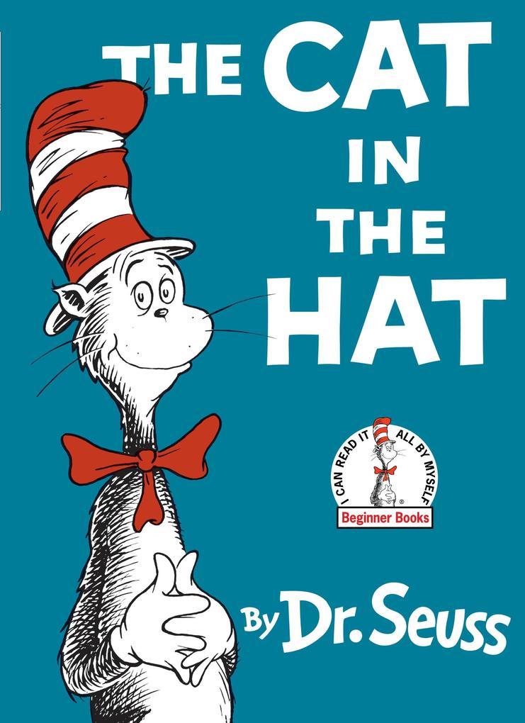The Cat in the Hat als Buch (gebunden)