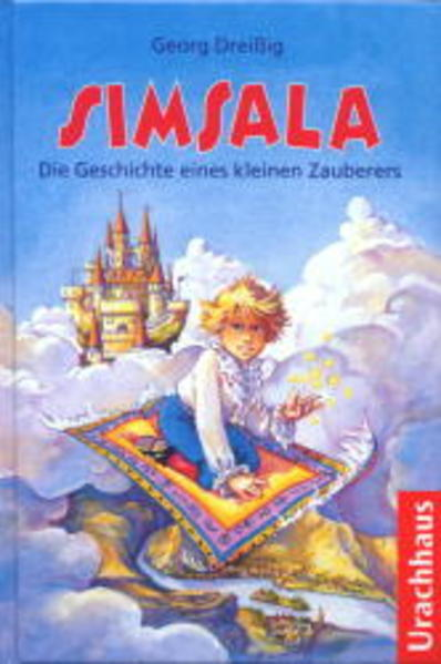 Simsala als Buch (gebunden)