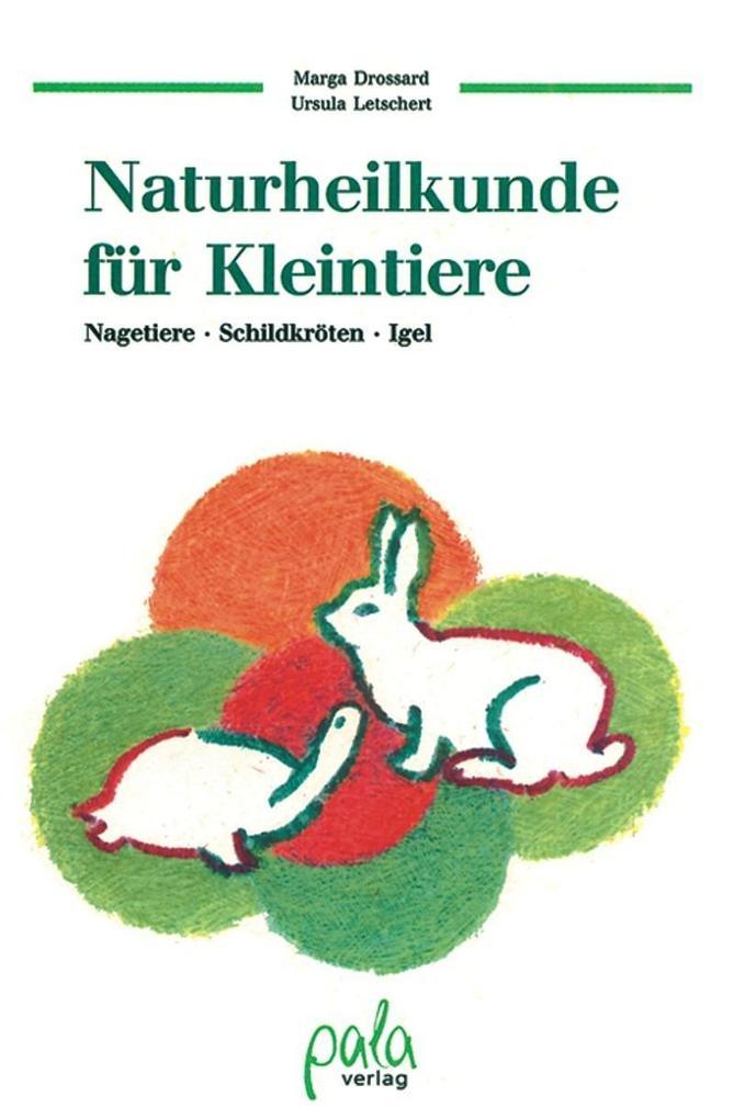 Naturheilkunde für Kleintiere als Buch (kartoniert)