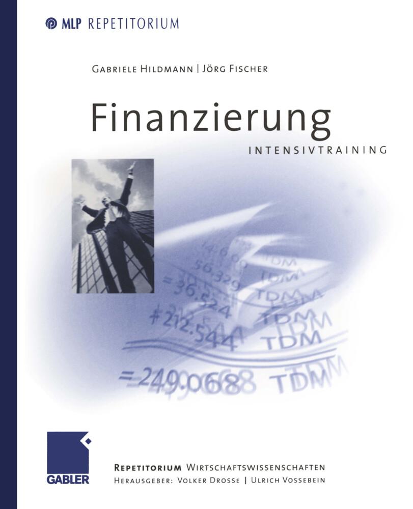 Finanzierung Intensivtraining als Buch (kartoniert)
