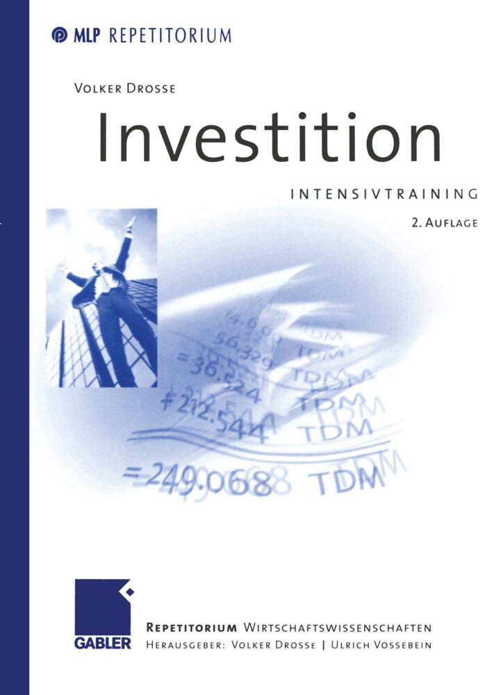 Investition Intensivtraining als Buch (gebunden)
