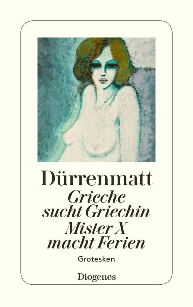 Grieche sucht Griechin. Mister X macht Ferien. Nachrichten über den Stand des Zeitungswesens in der Steinzeit als Taschenbuch