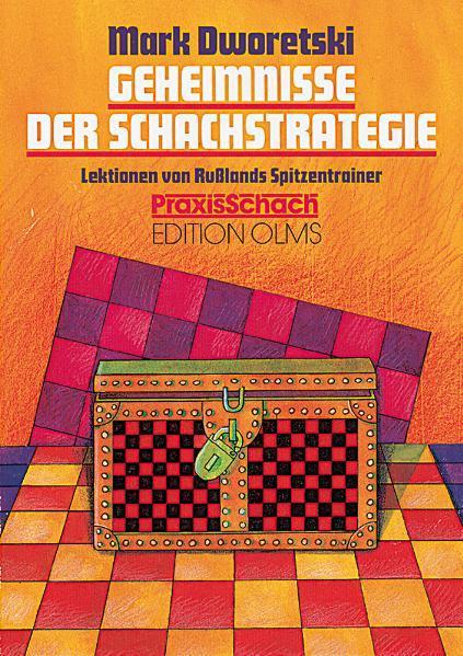 Geheimnisse der Schachstrategie als Buch (kartoniert)