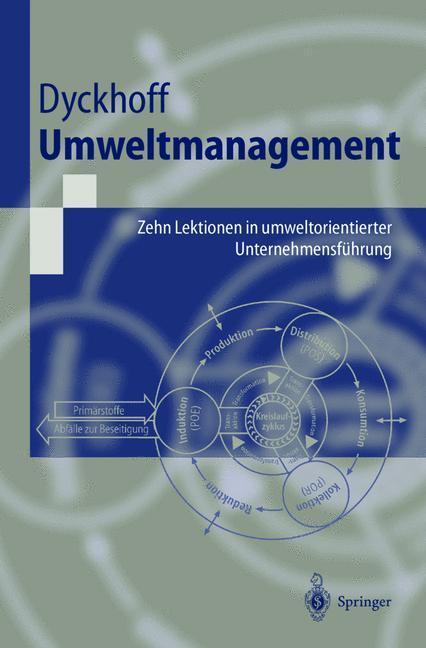 Umweltmanagement als Buch (kartoniert)