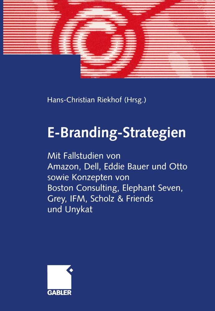E-Branding-Strategien als Buch (gebunden)