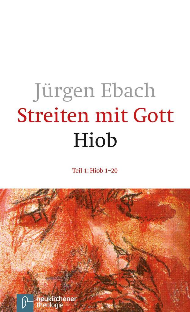 Streiten mit Gott / Hiob I als Buch (kartoniert)