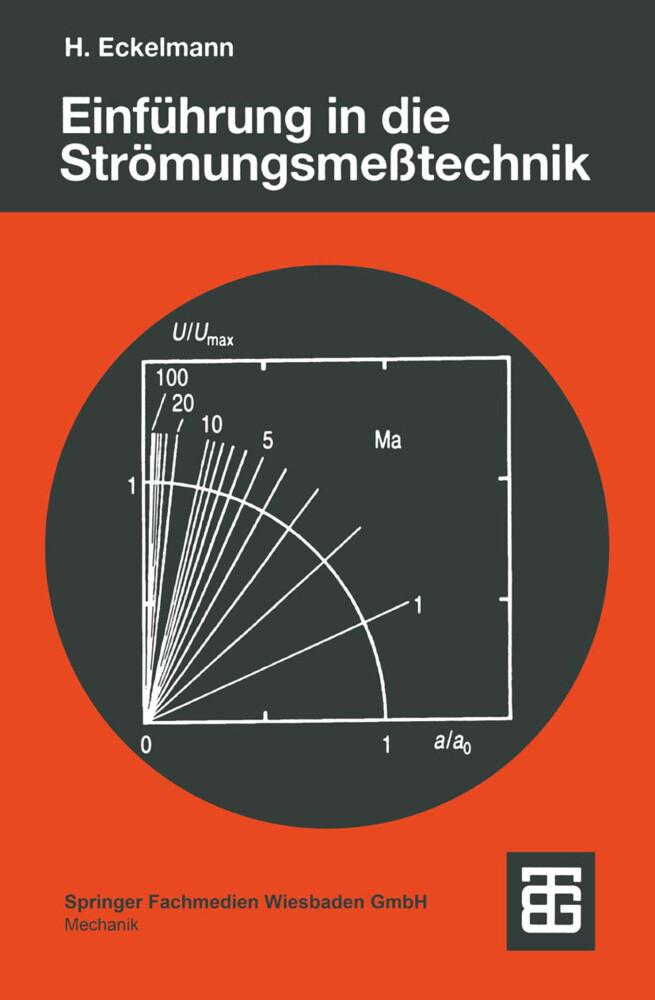 Einführung in die Strömungsmeßtechnik als Buch (kartoniert)