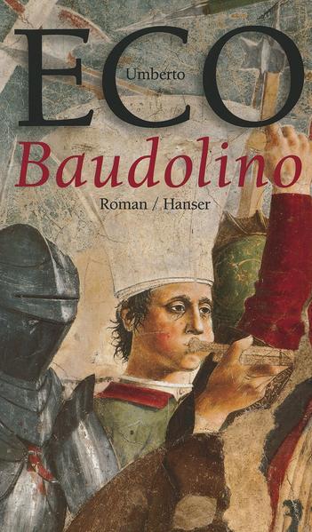 Baudolino als Buch (gebunden)