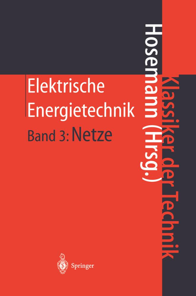 Elektrische Energietechnik als Buch (gebunden)