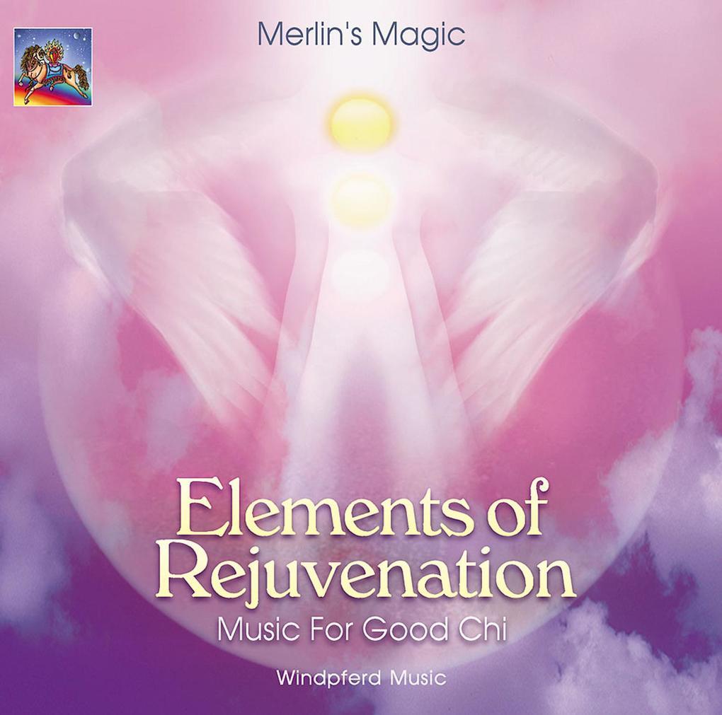 Elements of Rejuvenation als Hörbuch CD