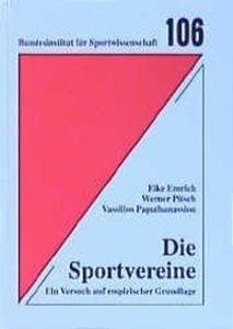 Die Sportvereine als Buch (gebunden)