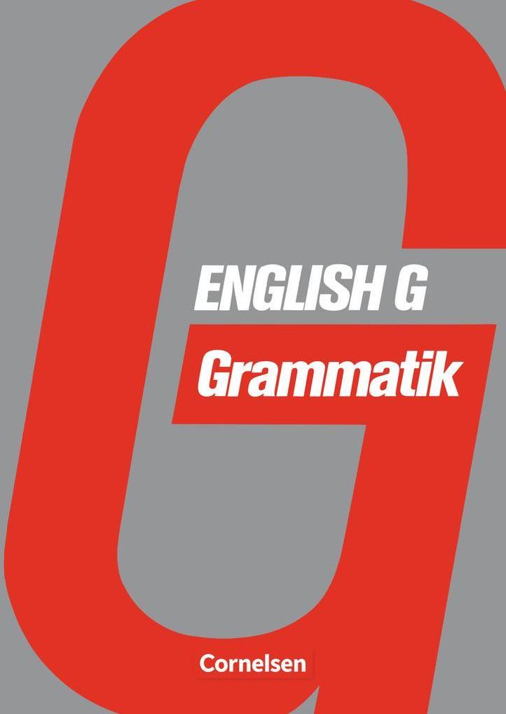 English G. Grammatik als Buch (kartoniert)