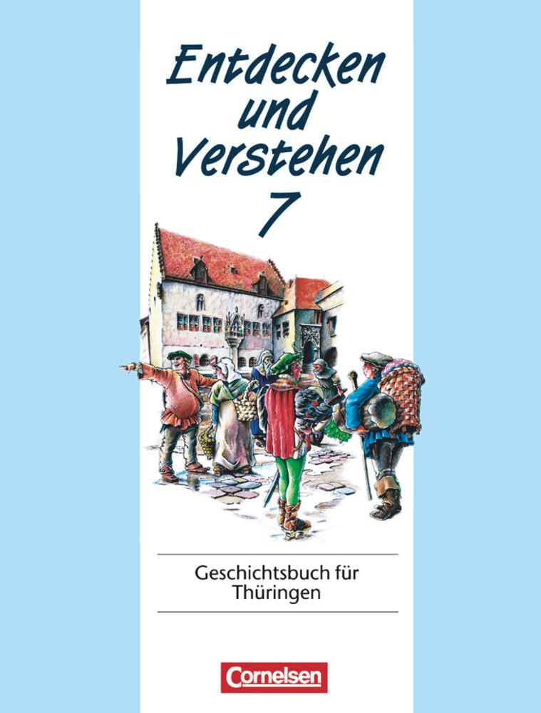 Entdecken und Verstehen 7. Geschichtsbuch für Thüringen als Buch (kartoniert)
