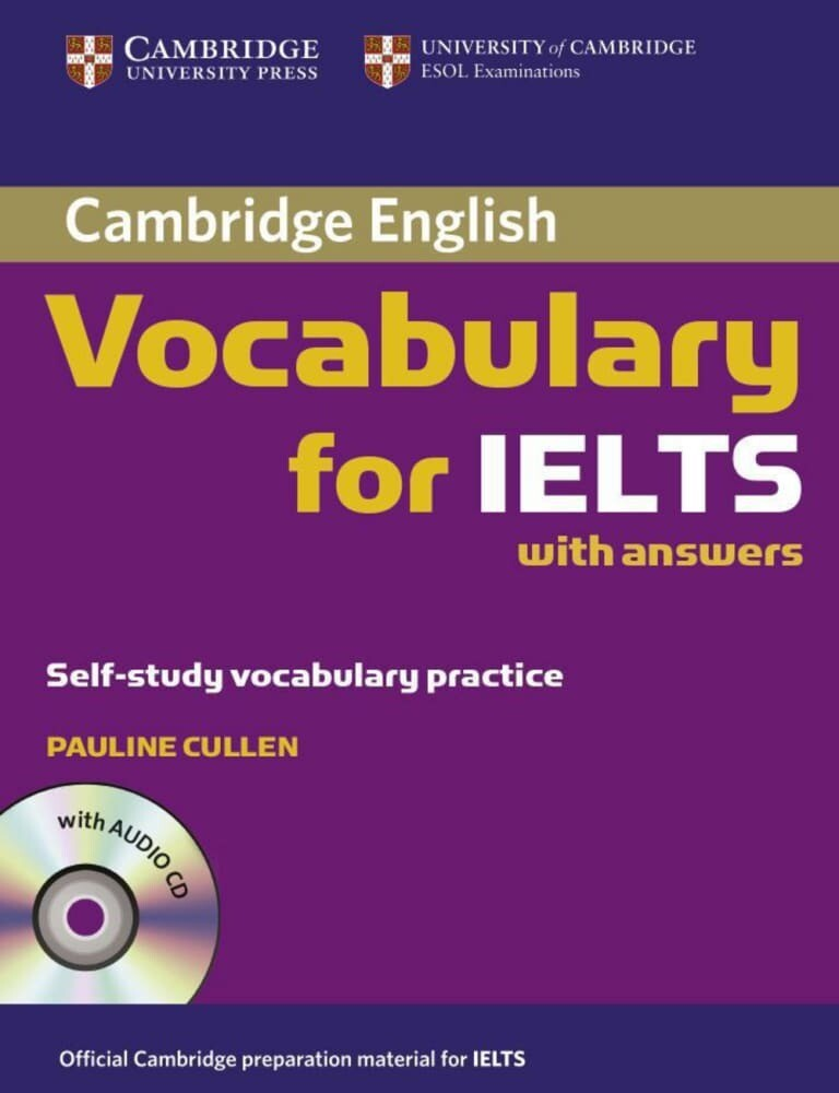 Cambridge Vocabulary for IELTS als Buch (kartoniert)