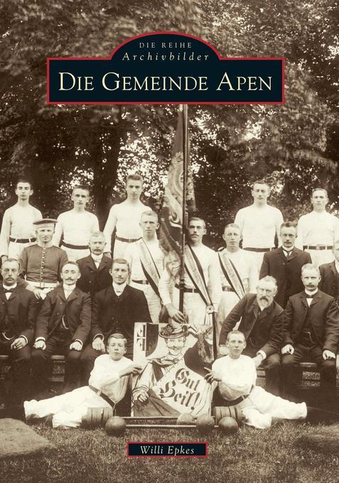Die Gemeinde Apen als Buch (kartoniert)
