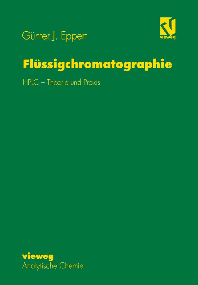 Flüssigchromatographie als Buch (gebunden)