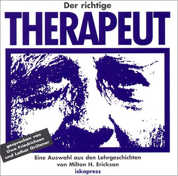 Der richtige Therapeut. CD als Hörbuch CD