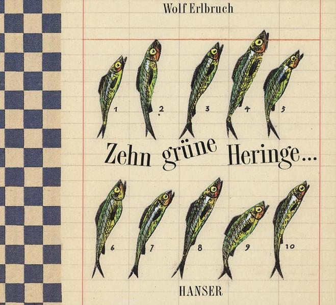 Zehn grüne Heringe als Buch (gebunden)