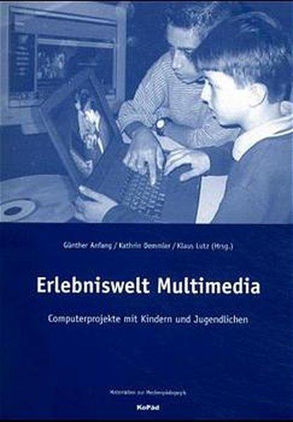 Erlebniswelt Multimedia als Buch (kartoniert)