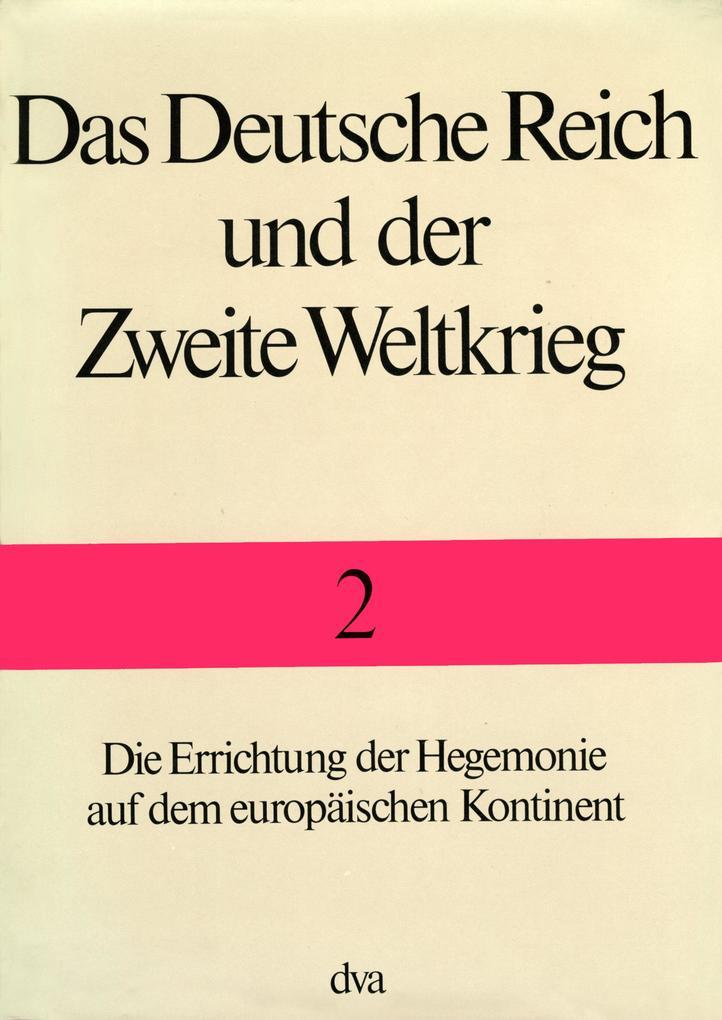 Die Errichtung der Hegemonie auf dem europäischen Kontinent als Buch (gebunden)