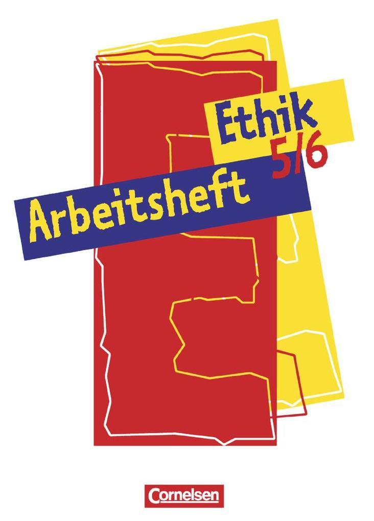 Ethik. 5./6. Schuljahr. Arbeitsheft als Buch (kartoniert)