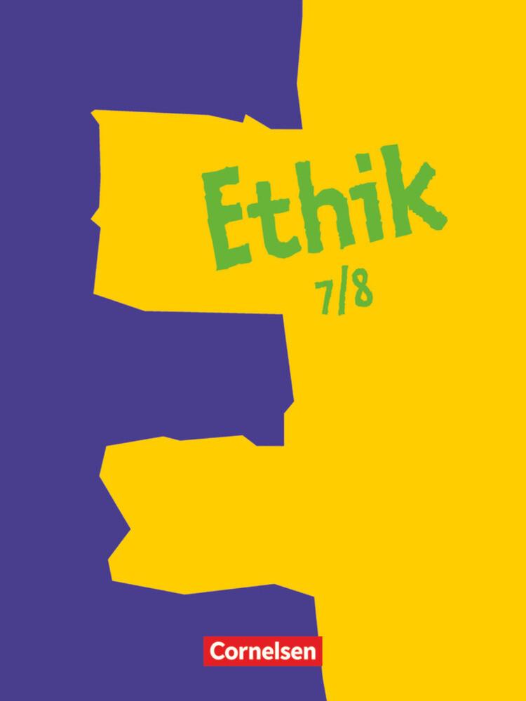 Ethik. 7./8. Schülerbuch als Buch (kartoniert)
