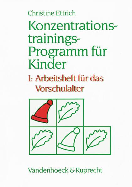 Konzentrationstrainings-Programm für Kinder I. Vorschulalter als Buch (kartoniert)
