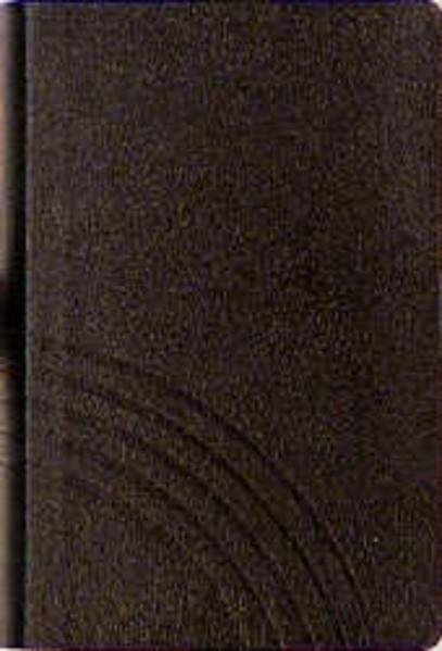 Evangelisches Gesangbuch (schwarz). Taschenausgabe als Buch (Ledereinband)