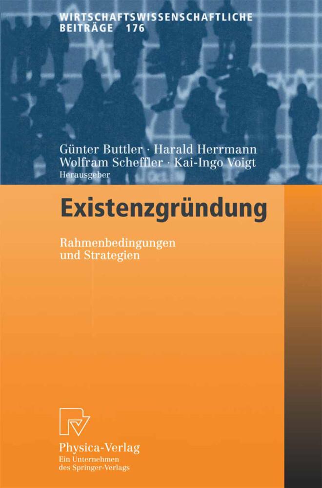 Existenzgründung als Buch (kartoniert)