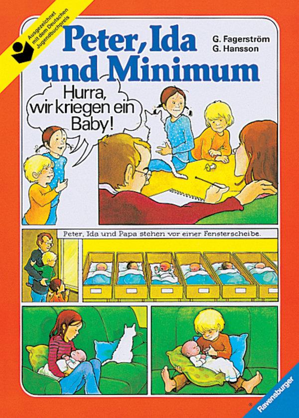 Peter, Ida und Minimum (Broschur) als Buch