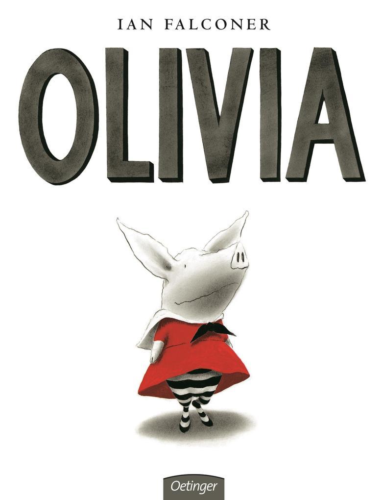 Olivia als Buch (gebunden)