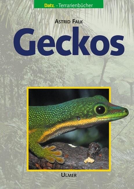 Geckos als Buch (gebunden)