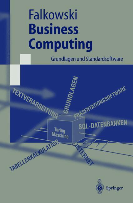 Business Computing als Buch (kartoniert)