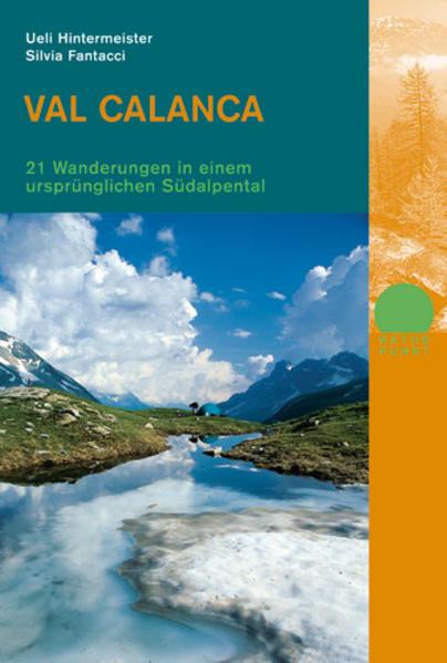 Val Calanca als Buch (kartoniert)